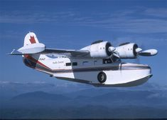 Grumman Seaplanes | the grumman g 21 goose is one of several seaplanes the captain has ...