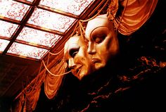theatre masks - Google Search
