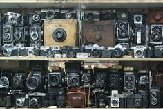 old camera by Marwa Elchazly, via Flickr