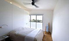 Inloopkast achter bed | Slaapkamer ideeën