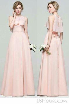 61827d645951 Chiffon Dress Bridesmaid, Pink Bridesmaids, Prenup Ideas Outfits, Capelet  Dress, Shifon Dress