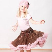 What little girl doesn't dream of lovely lace, glam glitter and shiny satin? Just For Girls has those fancy frills and then some with their swirly, twirly tutus, ruffled diaper covers and more. They also ensure every piece meets safety requirements. The brand might be Just For Girls, but the sight of your smiling princess in these charming styles is something all can cherish.