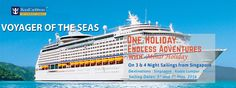 #‎SpecialDeal‬ ‪#‎DiscountPackages‬ ‪#‎SingaporeCruise‬ @ Rs 29,500  Best Deal on Singapore Cruise. 3N Royal Caribbean Cruise Holiday Package starting from Rs 29,500 only, Visiting Singapore & Kuala Lumpur Available only for 2 Dates : 3rd & 7th May 2016. HURRY !!!!  To Know more Visit : http://minarholidays.com/holiday/royal-caribbean-cruise/  Or Call : 011-43368700