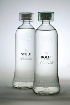 We have chosen Lurisia water for Relais La Suvera's guests: high quality water in a great packaging!
