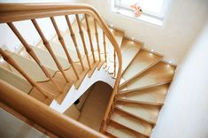 Betontreppen mit Holz | Treppenbau Becker