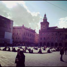 Sunday in Bologna