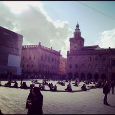 Sunday in Bologna