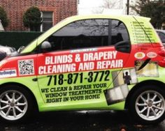 Smart #Car #Wrap by KNAM Media Group