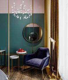 Top 60 Mejores Ideas Dormitorio principal - Home Luxury Home Interior, Luxury Interior, Interior Decorating, Scandinavian Interior, Elegant Home Decor, Elegant Homes, Ok Design, Design Ideas, Ideas Dormitorios