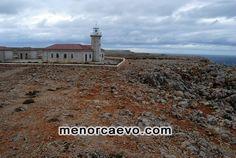 Faro de Punta Nati, Ciutadella,  Menorca. Ciutadella Menorca, Beach, Water, Outdoor, Light House, Fortaleza, Monuments, Palaces, Islands