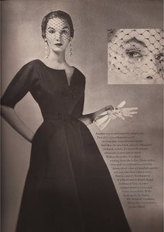 The New Black and the woman who dresses for a man. Hannah Troy, Photo Erwin Blumenfeld