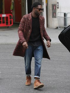 His name might sound diminutive, but the British musician's personal style packs a massive punch, whether he's on stage or off. via @stylelist
