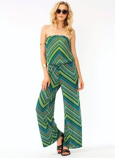Would these stripes be flattering or not?