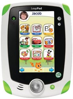 Hi! I am Erin T. and I run a website called theMomBuzz. Recently I received a LeapPad from LeapFrog to review and I am sharing my thoughts here on Amazon.