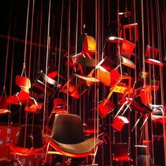 Fuorisalone - chairs 1