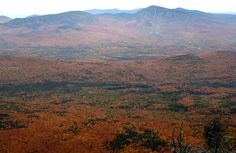 Vue sommet et Sugarloaf, Massif Bigelow, Maine, USA, octobre 2016 Maine Usa, Mountains, Nature, Travel, Mountain Range, Naturaleza, Viajes, Trips, Off Grid
