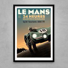 Guy Allen — Rolt / Hamilton - Le Mans 1953