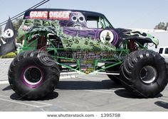 Monster Trucks: Grave Digger