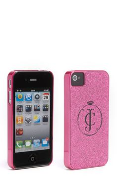 Juicy Couture iPhone 4 & 4S Case