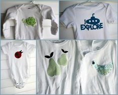 Another onesie with #Cricut