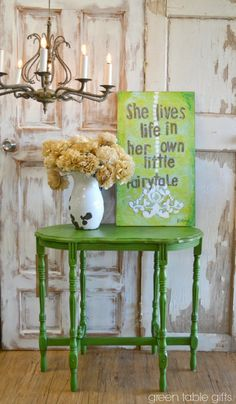 Anitbes Green Chalk Paint® by Green Table Gifts
