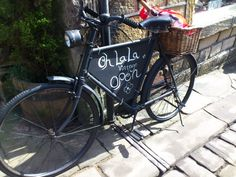 Haworth is a treasure trove of antique and vintage. Oh La La and Deadpan and Ginger are both worth a visit.