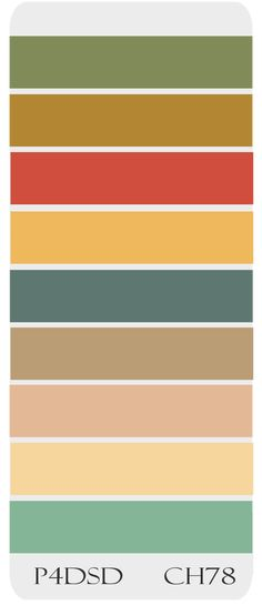 Color Chart #78