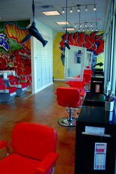 I want to own my own salon/ barber shop. Name ideas still in progress
