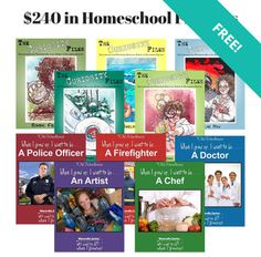 FREE $240 Back to Homeschool Bundle - http://www.swaggrabber.com/?p=280749