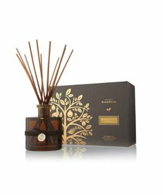 Thymes Bandied Pumpkin & Chesnut Reed Diffuser Thymes (have the candle, wonderful fragrance!)