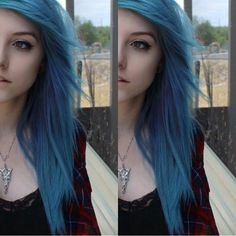 Alex Dorame- she seems to look pretty no matter what color her hair is