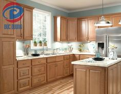 Gray Kitchen Paint shaker style kitchen cabinet painted in benjamin moore 1475