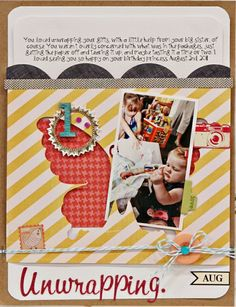 A Project by {Jen Jockisch} from our Scrapbooking Gallery originally submitted 10/31/11 at 08:42 AM
