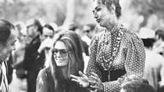Steinem, Scull and Friedan