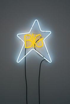 Ron Terada, Big Star, 2003