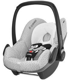 Maxi-Cosi Pebble Car Seat - Graphic Crystal | Kiddicare