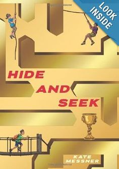 Hide and Seek: Kate Messner: Great mystery/youth fiction book.  Read after Capture the Flag.