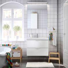 Refresh your bathroom scandinavian style - IKEA