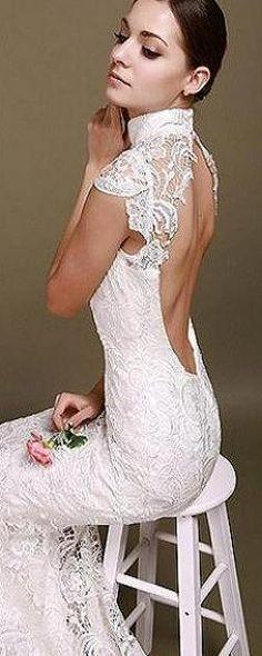 Lace bridal beauty ♥✤ | KeepSmiling | BeStayBeautiful