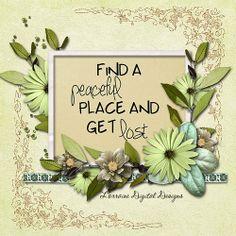 Find a Peaceful Place