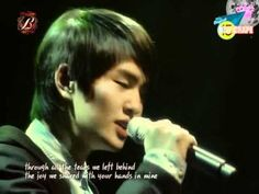 "SHINee Onew live ""Forever more"" solo HE SOUNDS AMAZING! THIS IS WHY I LOVE HIM!!!!"
