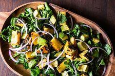 Maricel E. Presilla's Cuban Avocado, Watercress, and Pineapple Salad, a recipe on Food52