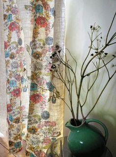 Plant Life   Fabrics   Louise Body