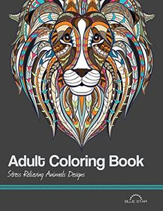 Adult Coloring Book: Stress Relieving Animal Designs by Adult Coloring Book Artists http://www.amazon.com/dp/1941325114/ref=cm_sw_r_pi_dp_O3Pwvb0C6Q489