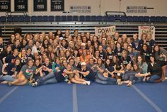 Cheers for Charity - Host a cheer competition