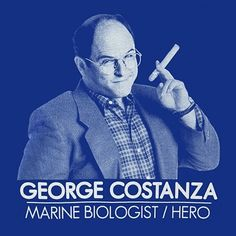 "The Marine Biologist - George (The Brilliant Aliases Of ""Seinfeld"") 