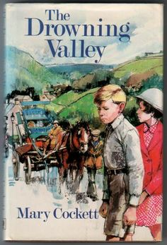 The Drowning Valley, Mary Cockett. Comic Books, Mary, Author, Comics, Cover, Movie Posters, Film Poster, Writers, Cartoons