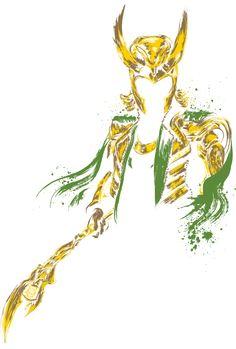 Qwertee : Limited Edition Cheap Daily T Shirts Loki Thor, Loki Laufeyson, Tom Hiddleston Loki, Marvel Art, Marvel Dc Comics, Marvel Movies, Marvel Avengers, Loki Tattoo, Loki Art