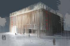 """Laurent ANTOINE """"LeMog"""" - World Expo Consultant: Pavillon de la Hongrie à Shanghaï Expo 2010"""
