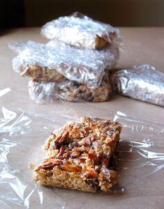 Baked Oatmeal Breakfast via Chocolate & Zucchini